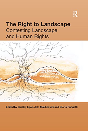 The Right to Landscape: Contesting Landscape and Human Rights (English Edition)