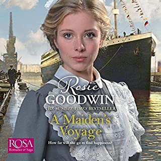 A Maiden's Voyage audiobook cover art