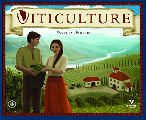Ghenos Games – Viticulture, VTCL