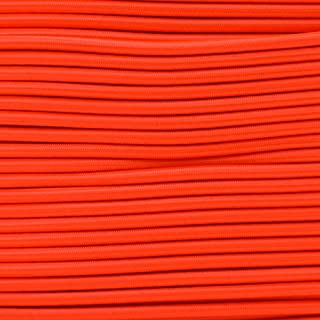 orange shock cord