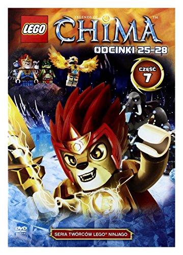 Lego Chima Vol. 7 (eps.25-28) [DVD] [Region 2] (IMPORT) (Keine deutsche Version)