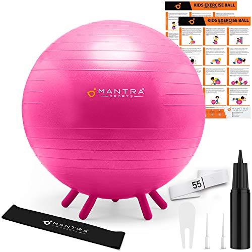 Pelota de Pilates, Yoga, Fitness y Gimnasio | Balón de Ejer
