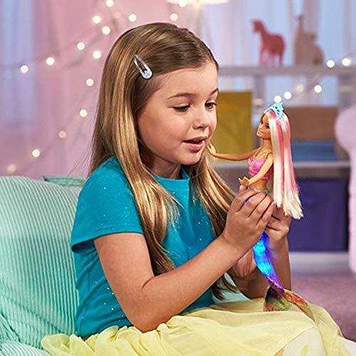 Barbie Dreamtopia Sereia de Luzes
