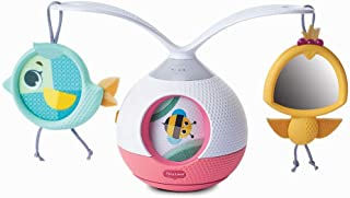Tiny Love Tummy Time Mobile Entertainer - Tiny Princess Tale, White/Pink/Yellow/Blue