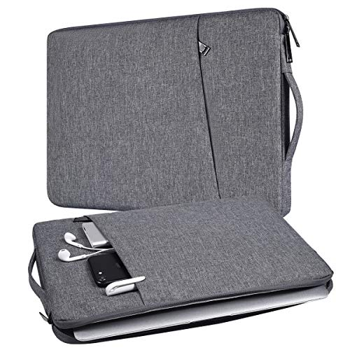 13 Inch Laptop Sleeve Case with Handle for DELL XPS 13 9380 9370/DELL Inspiron 13, MacBook Pro/Air, Acer Chromebook R13, HP Spectre X360 13.3, Samsung, Lenovo Yoga 730/720 and Most 13-13.3 inch Laptop