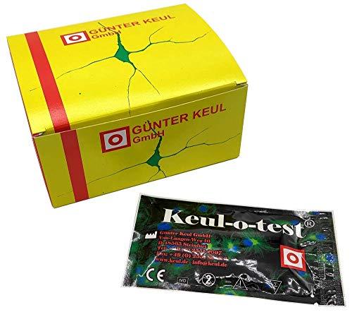 Keul-o-test Troponin I Schnelltestkassetten (10er Packung) Nur für medizinisches Fachpersonal - Kein Versand an Privatpersonen!