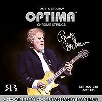 オプティマ(OPTIMA) エレキギター弦 プレミアムクローム 4028.RB