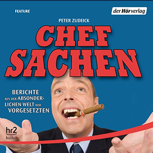 Chefsachen  By  cover art