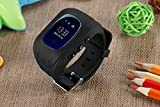 SeTracker Smartwatch with GPS Tracker Micro Sim Card Support Android/iOS Smart Phone Control