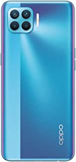 """Oppo A93 Smartphone Magic Blue 8GB + 128GB, 164G, CPH2121, 7.5 Thickness, Anroid10, 16.7M AMOLED color 6.43"""" Display"""