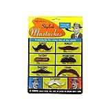 Fausses Moustaches (x7) - Cadeau Maestro