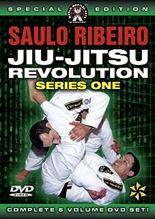 Saulo Ribeiro Brazilian Jiu-Jitsu Revolution Series One. Six Volume Instructional Series for Grappling and Mixed Martial Arts
