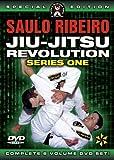 Saulo Ribeiro Brazilian Jiu-Jitsu Revolution Series One. Six Volume DVD Instructional Series for Grappling and Mixed Martial Arts