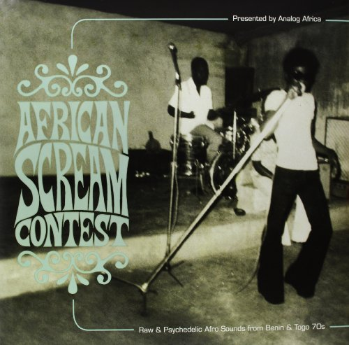 Price comparison product image African Scream Contest: Raw & Psychedelic Afro Sounds [Vinyl]