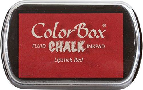 Clearsnap Colorbox vloeibaar krijtkussen voor lippenstift, rood