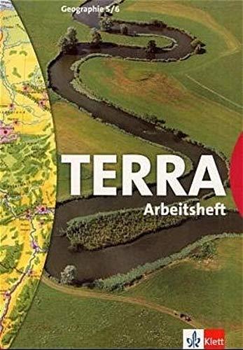 TERRA Medienverbund. Arbeitsheft Klasse 5/6. Thüringen. Ausgabe für Sekundarschulen und Gymnasien (Lernmaterialien)