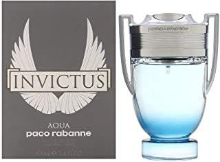 Invictus Aqua by Paco Rabanne - perfume for men - Eau de Toilette, 100 ml