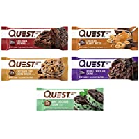 12-Count Quest Nutrition Chocolate Lovers Protein Bar Variety Pack