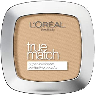 L'Oreal Paris True Match Powder, C3 Rose Beige, Package may vary