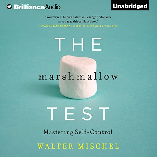 Page de couverture de The Marshmallow Test