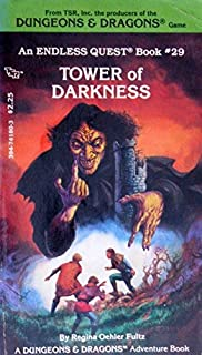 Tower of Darkness (DUNGEONS AND DRAGONS ADVENTURE BOOK)