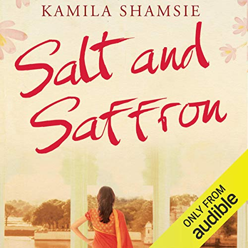 Salt and Saffron Titelbild