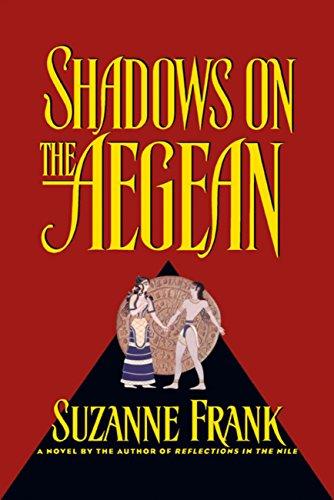 Shadows on the Aegean (English Edition)