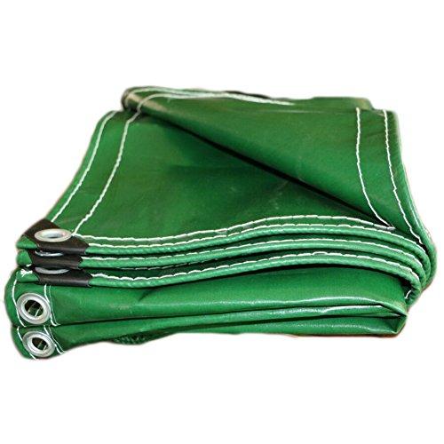 QIANGDA Lona De Lona Tela De Toldo De PVC Impermeable Cubierta para Coche Eclipsar Anti Viento, -600 G/M², 8 Tamaños, Tamaño Personalizable (Tamaño : 3 x 5m)