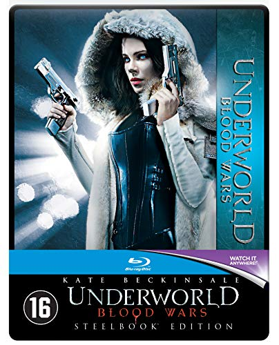 BLU-RAY - Underworld Blood Wars (Steelbook) (1 Blu-ray)