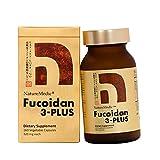 NatureMedic Fucoidan 3-Plus Brown Seaweed...