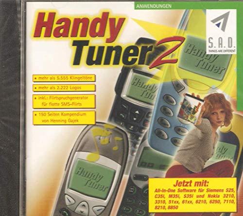 Handy Tuner 2 (JC). CD- ROM für Windows 95/98/ ME/2000
