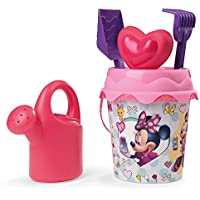 Minnie Mouse- Cubo de Playa Completo (Smoby 862073)