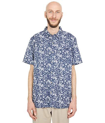 Columbia Super Slack Tide - Camiseta de Campamento para Hombre, Talla XXL