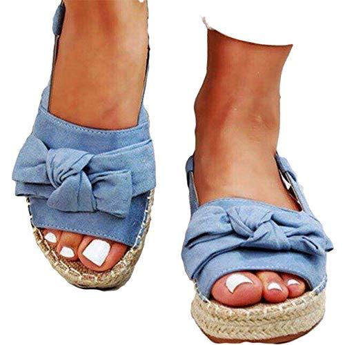Nuevas Sandalias De Proa Para Mujer Zapatos De Verano Con Boca De Pez Para Mujer Sandalias De Hebilla De Fondo Grueso