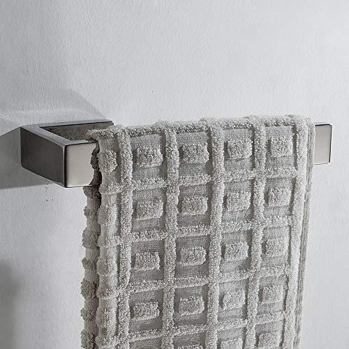 Lolypot Handtuchring Handtuchhalter Handtuchstange Wandhalterung 304 Edelstahl Chrome Oberfläche Wandhalter Handtuchringe Badezimmerzubehör für Badezimmer