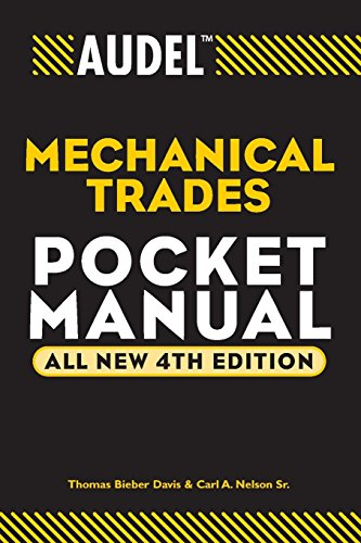 Audel Mechanical Trades Pocket Manual