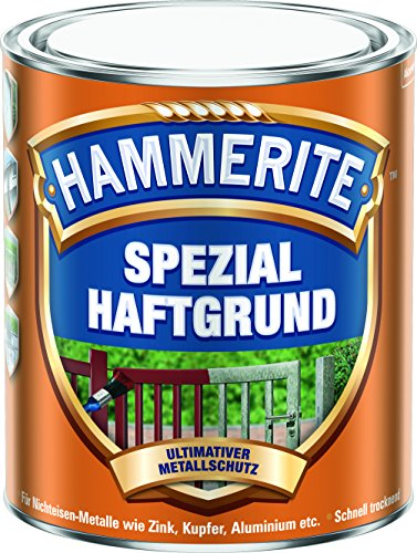 AKZO NOBEL (DIY HAMMERITE) 5087606 Hammerite Spezial Haftgrund 0,250 L, farblos, 250ml