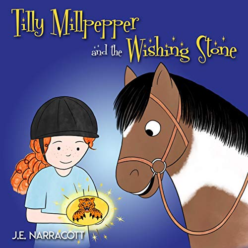 Couverture de Tilly Millpepper and the Wishing Stone