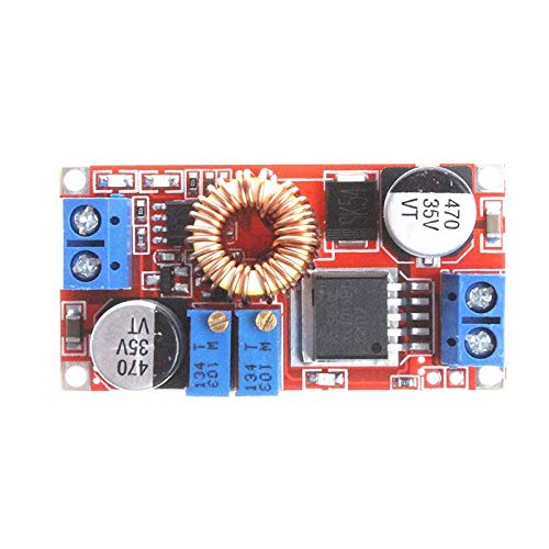 HH-BSDJ, 1pc DC-DC 5-32V To 0.8-30V Power Supply Module For Arduino 5A Constant Current LED Driver Module Battery Charging Voltage (Size : DC-DC 5-32V)