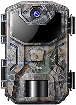 Victure 20MP 1080P Full HD Trail Game Camera with Night Vision