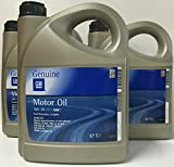 ACEITE MOTOR GM OPEL Oil 5w30 5 Litros PACK 15L = 3x5 lts