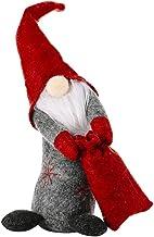 KESYOO Christmas Gnome Doll Scandinavian Tomte Figurine Nordic Santa Claus Table Display Doll Holiday Stuffed Doll Toy Kid...