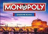 Winning Moves Monopoly Edizione Citta' di Roma, Gioco di società, 034173