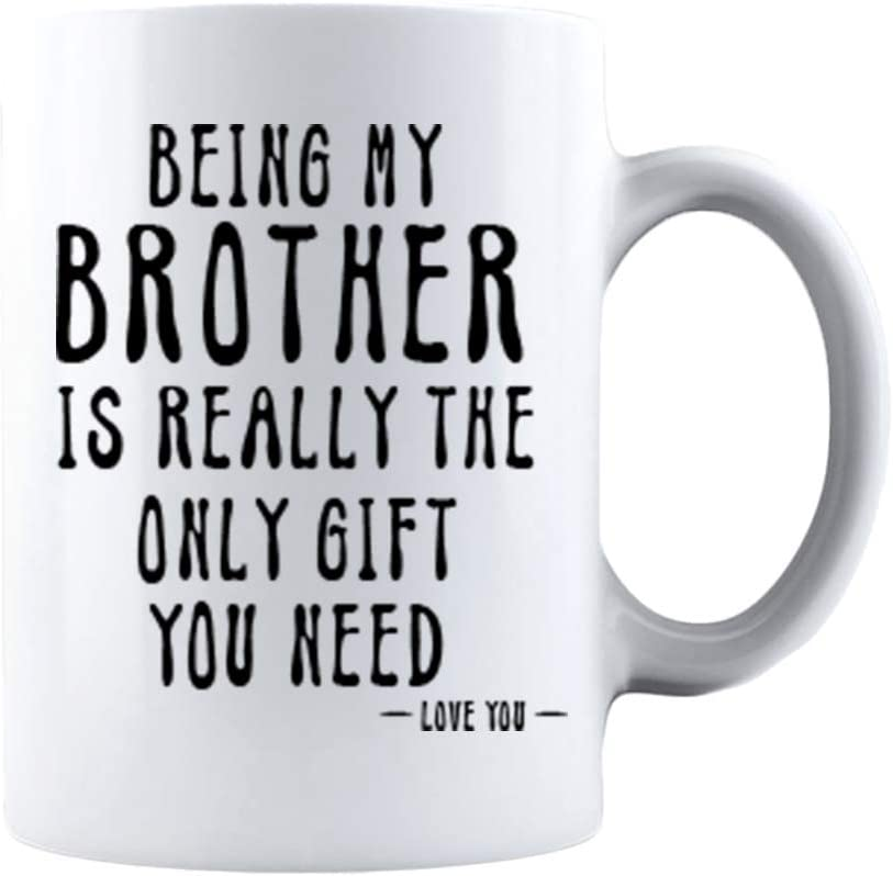 KROPSIS Excellence Being My Brother Is Really -Love Gift Need The You Only Financial sales sale