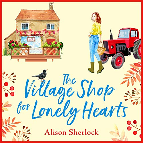 The Village Shop for Lonely Hearts cover art