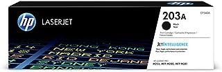 HP 203A Original LaserJet Toner Cartridge, Black - CF540A