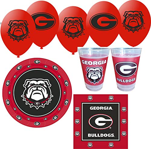 georgia bulldogs invitations - 8