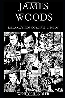 James Woods Relaxation Coloring Book (James Woods Relaxation Coloring Books)