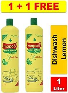 Hotpack Dishwashing Liquid Lemon 1Ltr. (1+1 FREE)