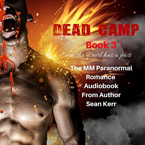 Dead Camp 3 audiobook cover art